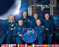 International Space Station Expedition 37 Official Crew Photograph